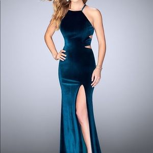 morgan and co. prom dress